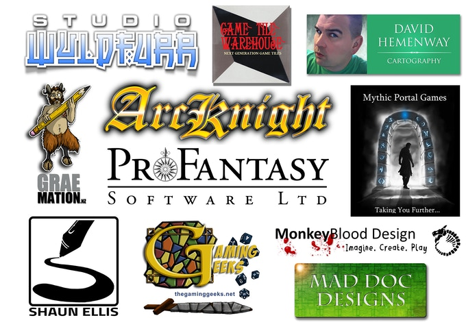 World Engine will have a marketplace full of assets from these fine artists and many more to come!