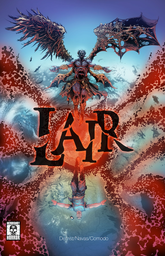 LAIR (Finished Cover)