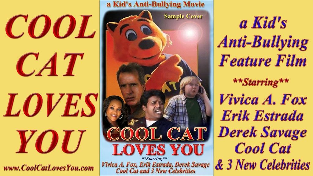 Miniature de la vidéo du projet Cool Cat Loves You movie