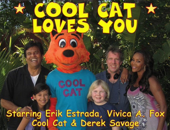 """""""Cool Cat Loves You"""" Cast, and we're adding More Celebrities"""