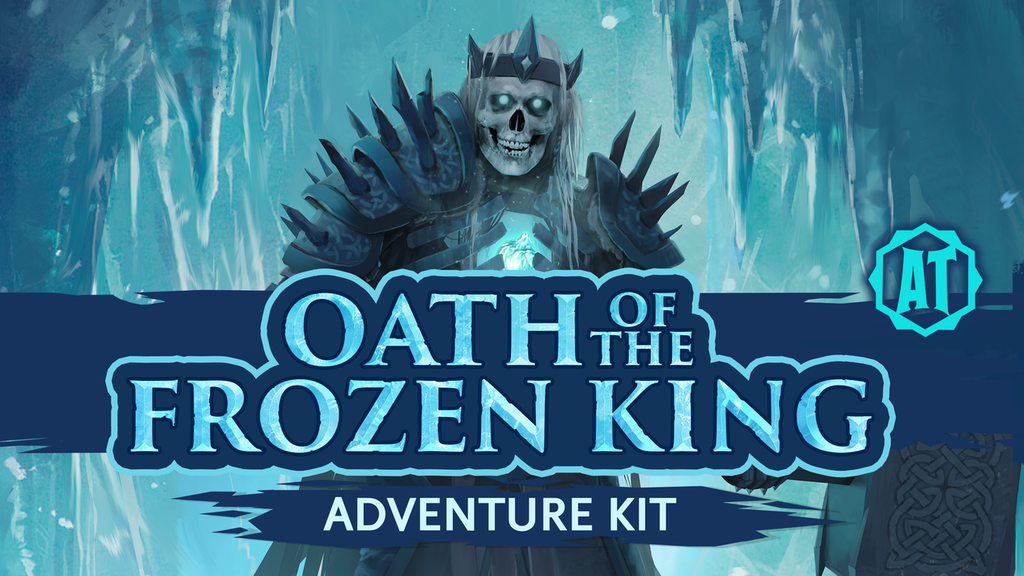 Adventure Kit: Oath of the Frozen King project video thumbnail