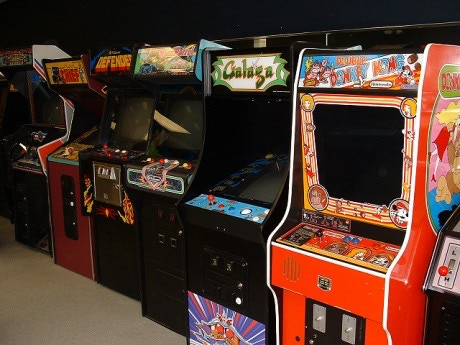 What is your favorite classic cabinet game?