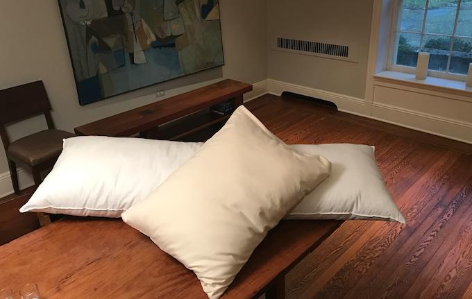 Indigo Sleep Pillow and Body Pillow