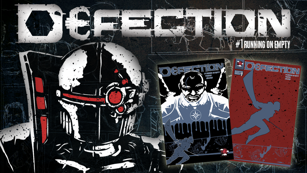 Defection #1 Running On Empty project video thumbnail