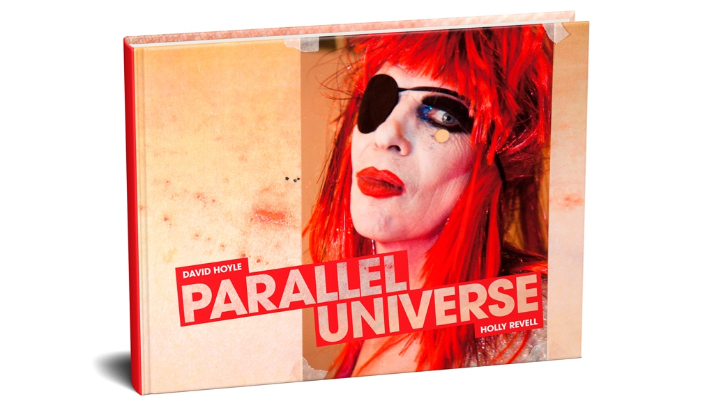 David Hoyle: Parallel Universe - A Photobook by Holly Revell project video thumbnail