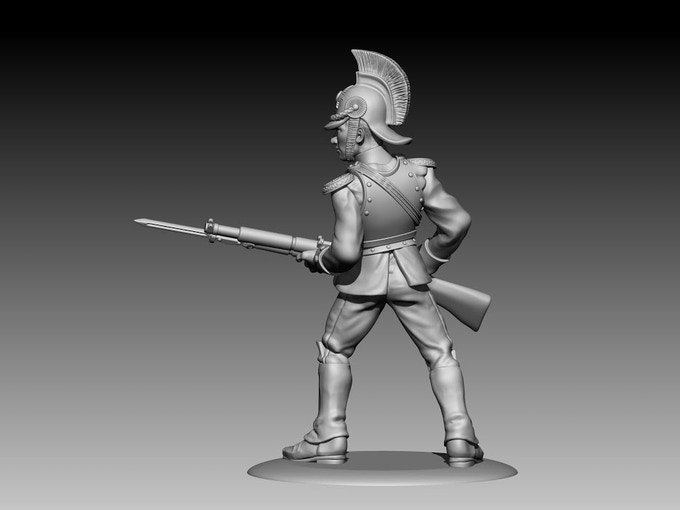 Russian Royal Guard