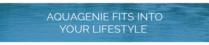 AquaGenie: The World's Smartest Water Bottle by AquaGenie ...
