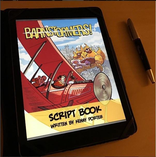 Script Book PDF Cover