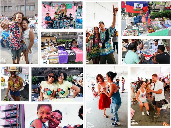 Afro-Latino Fest NYC 2015
