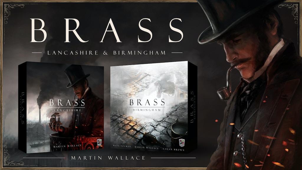 Brass ~ An Industrial Revolution miniatura de video del proyecto