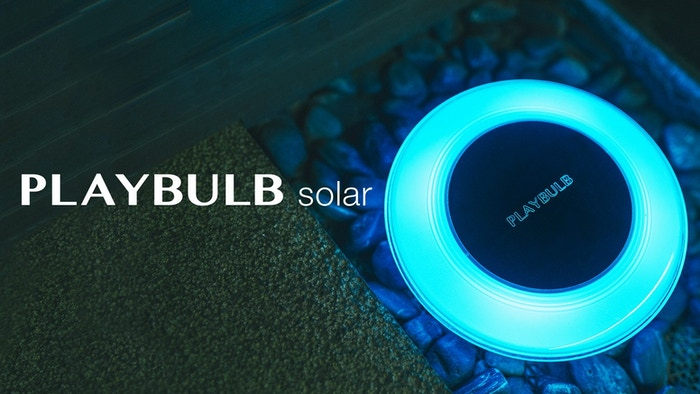 Brighten your great outdoors and create amazing ambiance. Unique water-resistant Bluetooth floating solar LED lights.