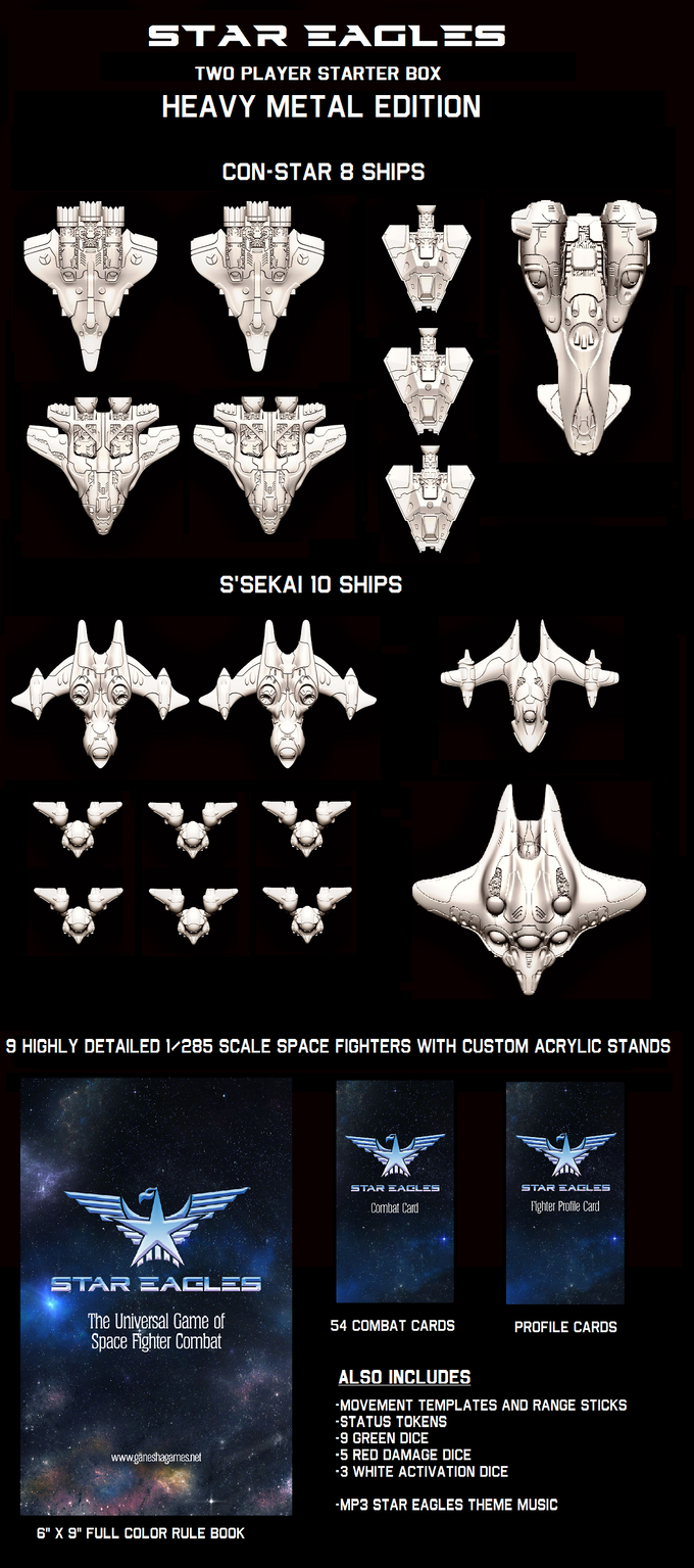 587124cc675 You may add extra Squadron sets to your pledge by increasing the pledge by   55 per squadron. All models come with Acrylic Flight Stands.