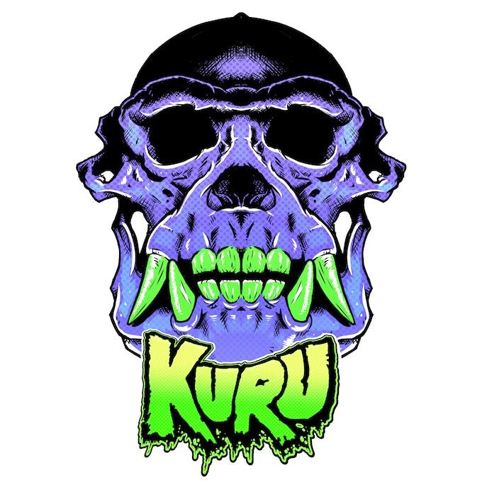 Limited Edition KURU Sticker!
