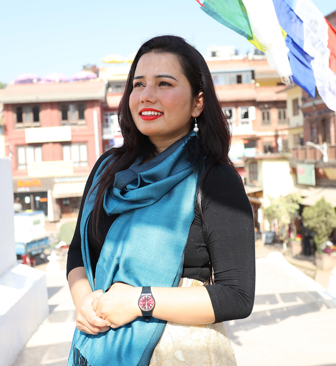 Pull Up Bar Nepal: Scarves, Handcrafted & Made With Love By Maheela