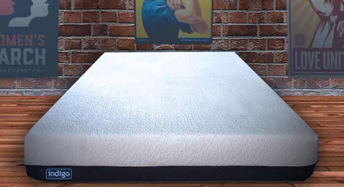 The Comfort Always® Mattress from Indigo Sleep™