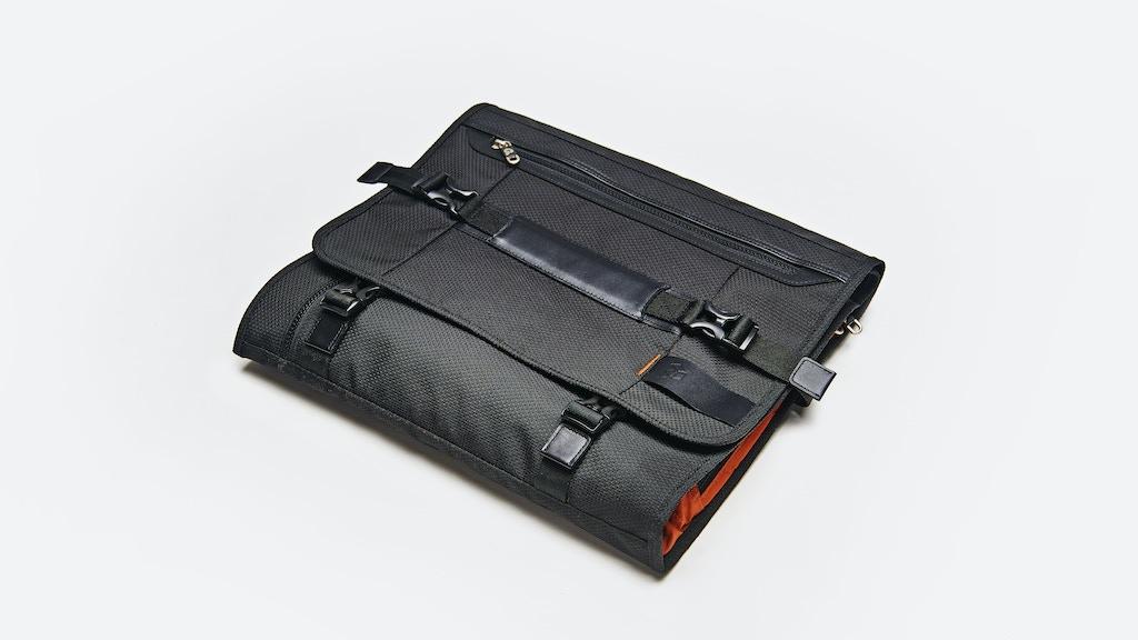The PLIQO bag project video thumbnail
