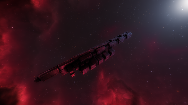 Oh how I missed you, bizarre procedural ships!