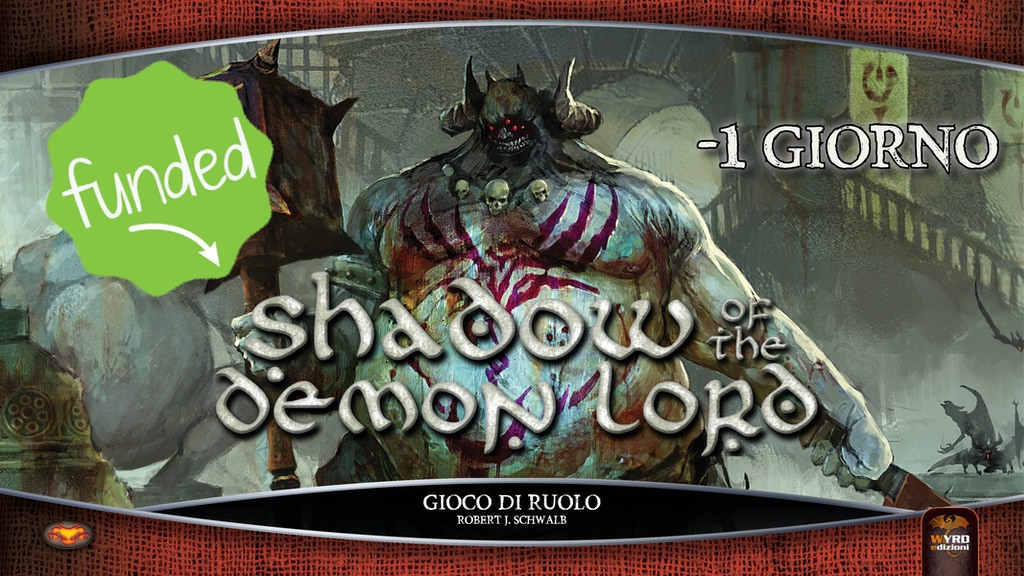 Shadow of the Demon Lord GdR project video thumbnail