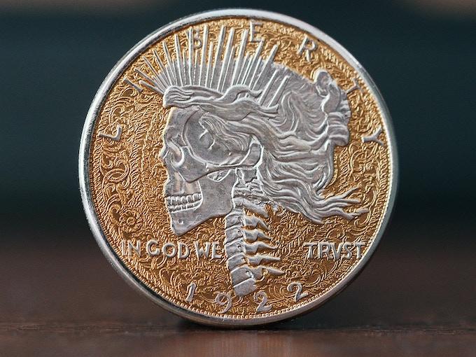 Hobo Coins By Chris Ovdiyenko Kickstarter