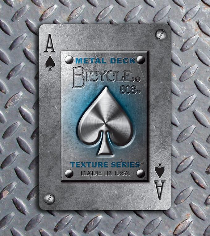 NEW BLUE METAL AoS