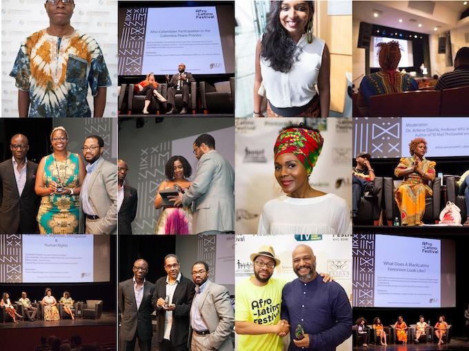 Afrolatin Talks Symposium and Awards 2016