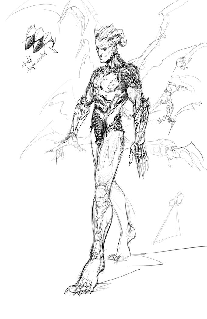 KAGRAN Pre-wings concept