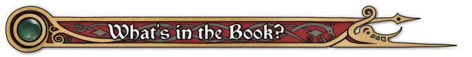 Whats in Book border