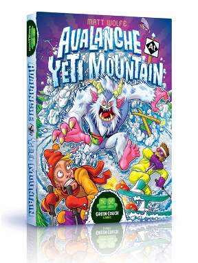 Avalanche at Yeti Mountain: $15 US/ $22 CA/ $26 Everywhere Else