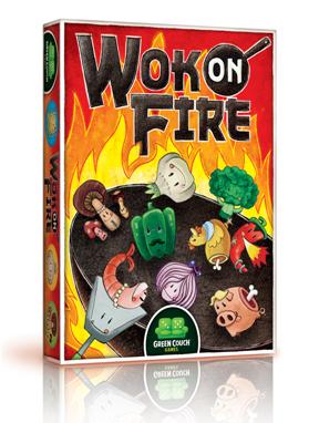 Wok on Fire: $15 US/ $22 CA/ $26 Everywhere Else