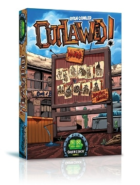 OutLawed!: $15 US/ $22 CA/ $26 Everywhere Else