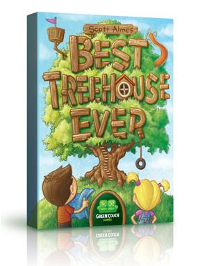 Best Treehouse Ever: $20 US/ $27 CA/ $31 Everywhere Else