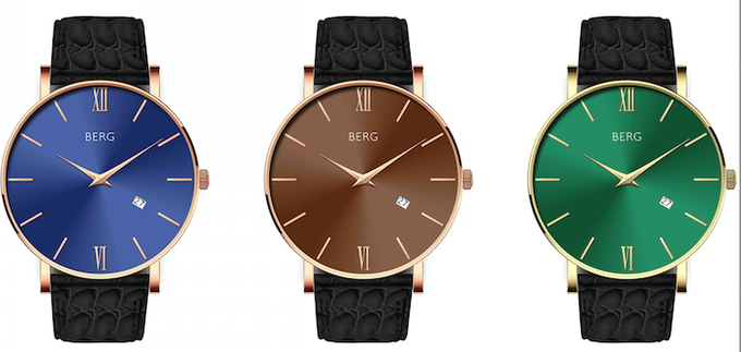 UNLOCKED! You can now also choose these watches!