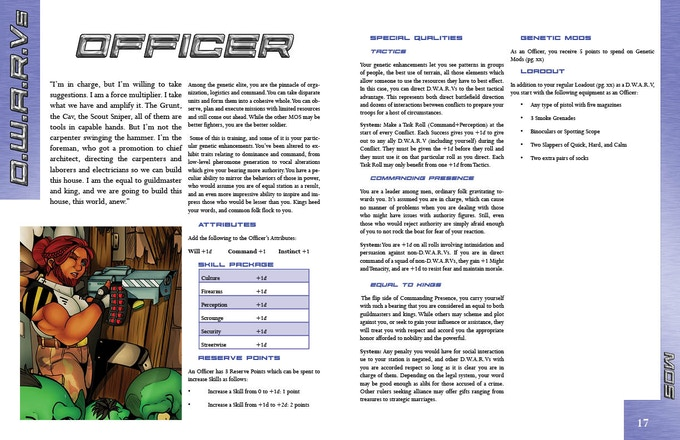 Click here for a PDF of our sample layout!