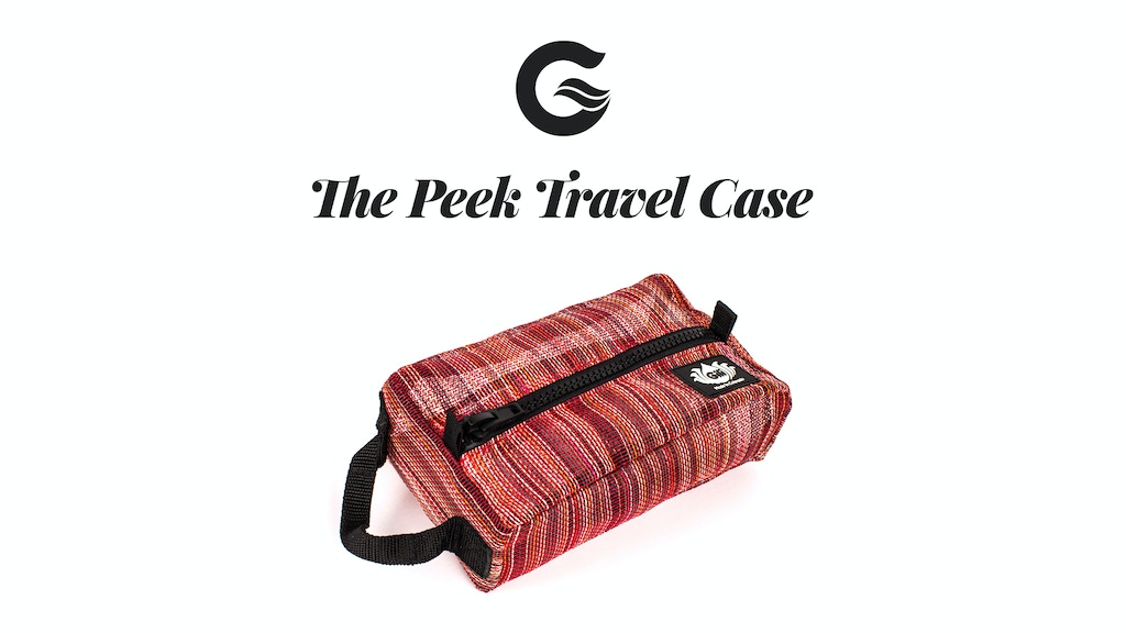~PEEK Travel Case~ Toiletries • Makeup • Accessories project video thumbnail