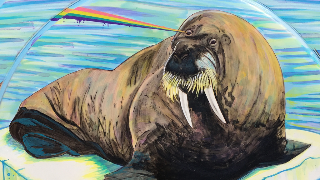 Help fund our new record! Kickstart the Walrus! project video thumbnail