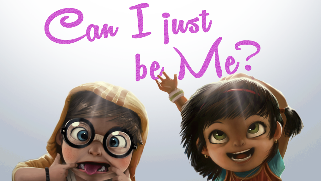 """Project image for """"Can I just be Me?"""" A trans-positive children's book"""