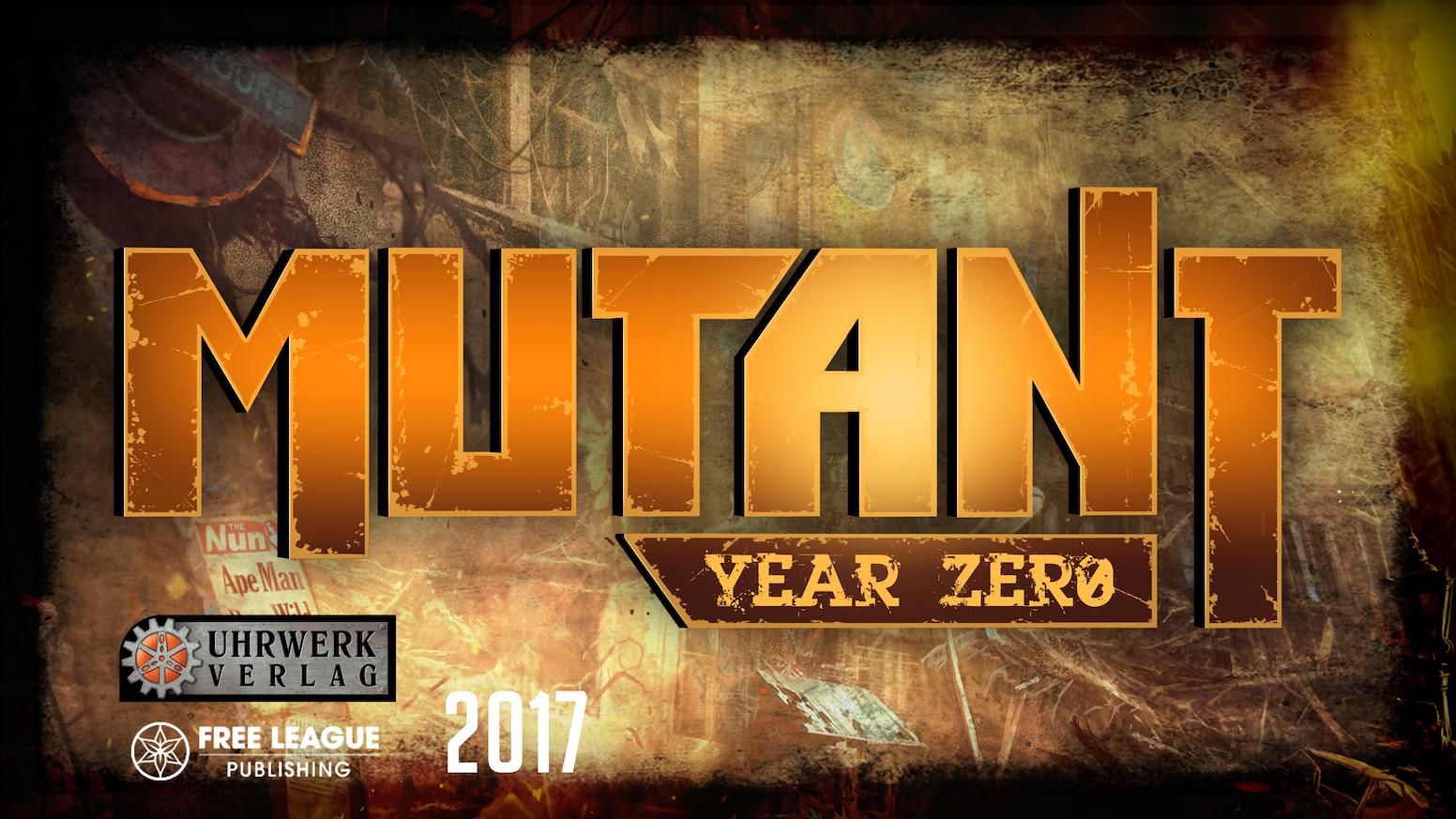 Mutant: Year Zero - Mit mächtigen Mutantenkräften ausgestattet kämpft ihr in einer zerstörten, verseuchten Welt ums Überleben.
