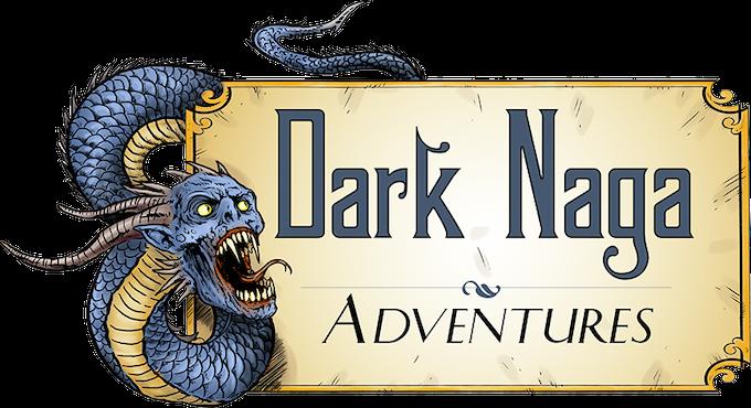 Dark Naga Logo