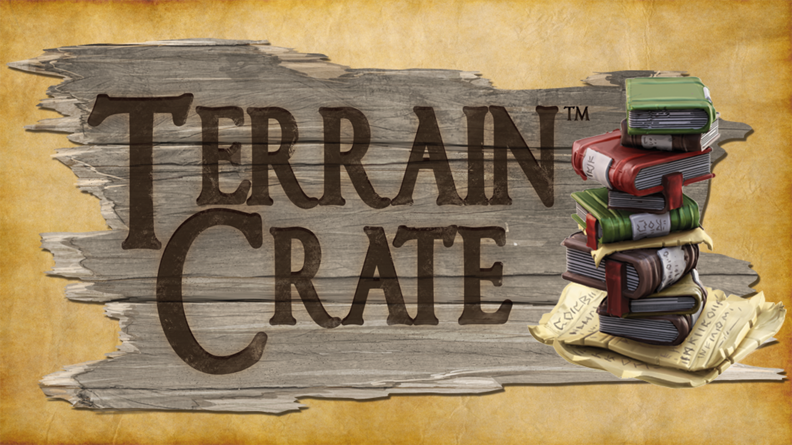 TerrainCrate - Plastic, affordable, fantasy terrain! by Mantic Games