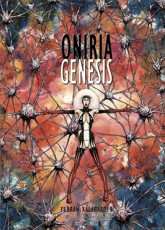 ONIRIA: GENESIS Book Cover.