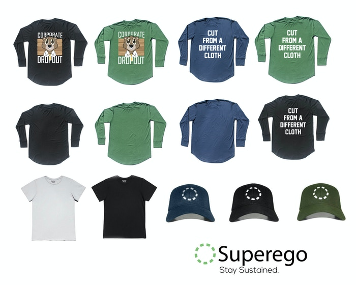 Changing the very fabric of reality with the softest, most comfortable hemp apparel. They're cut from a different cloth!