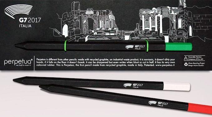 Perpetua Pencil G7 edition
