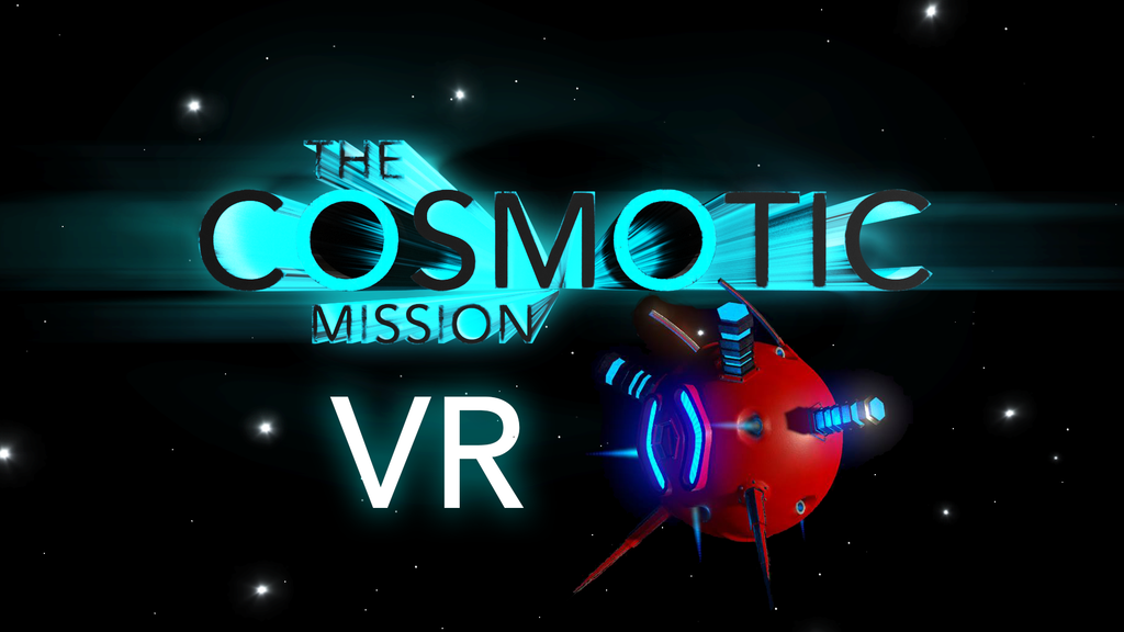 The Cosmotic Mission - VR Game project video thumbnail