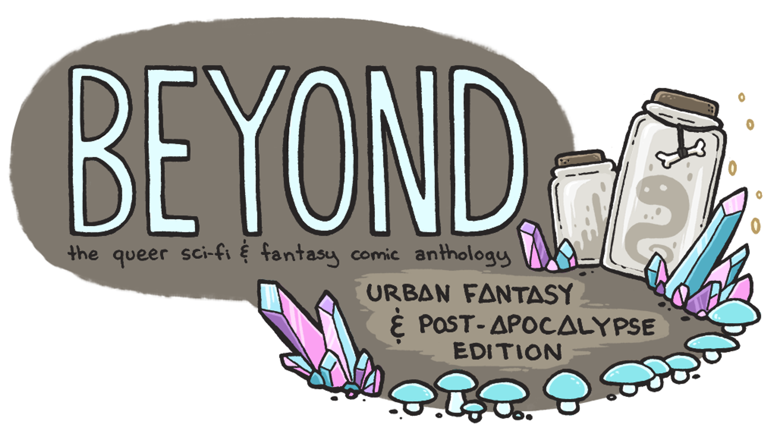 A Queer Post-Apocalypse & Urban Fantasy Comic Anthology