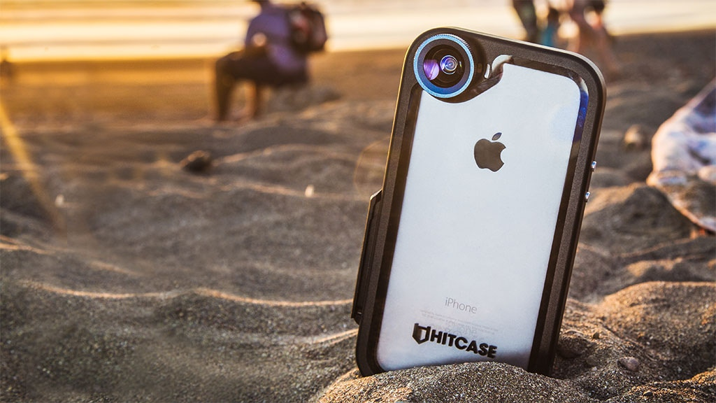 HITCASE PRO 2.0: The Ultimate Photo & Video Case for iPhone project video thumbnail