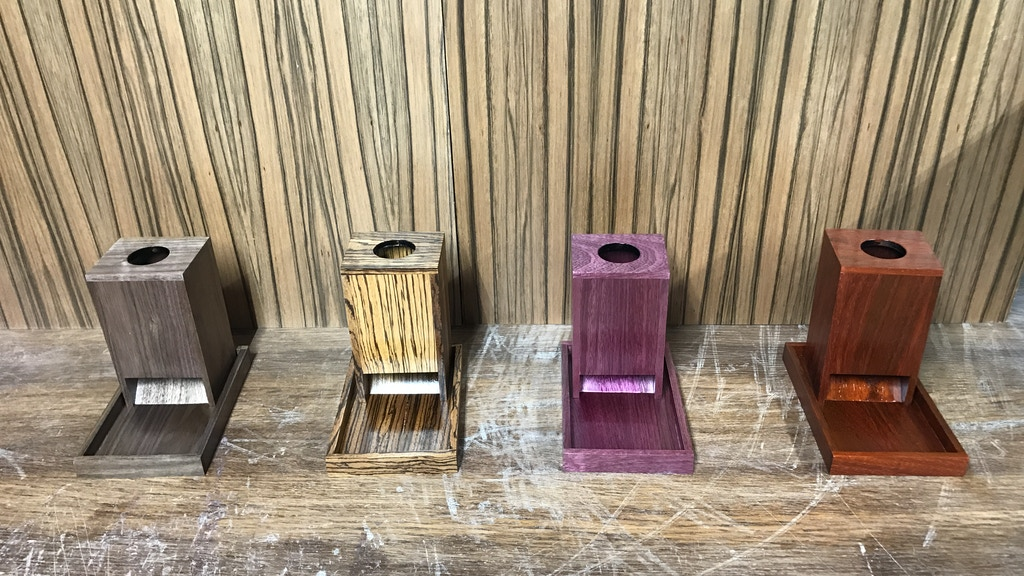 Affordable Dice Towers And Trays project video thumbnail