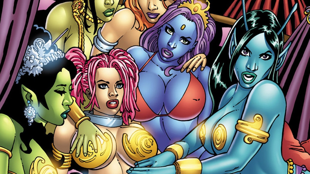 Slave Girl from Planet X: ADULTS ONLY! project video thumbnail
