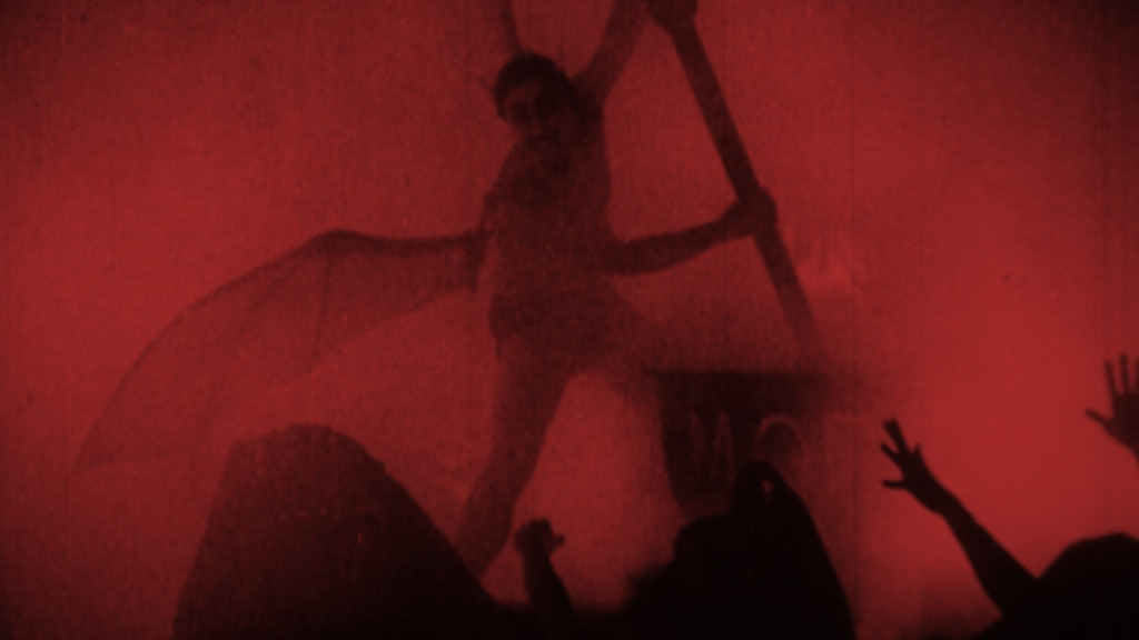 WHISPERING SHADOWS & DEVIL'S ASSISTANT: A SILENT FILM DVD project video thumbnail