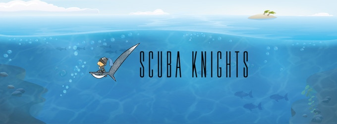 Photo credits: George Low from Scuba Knights