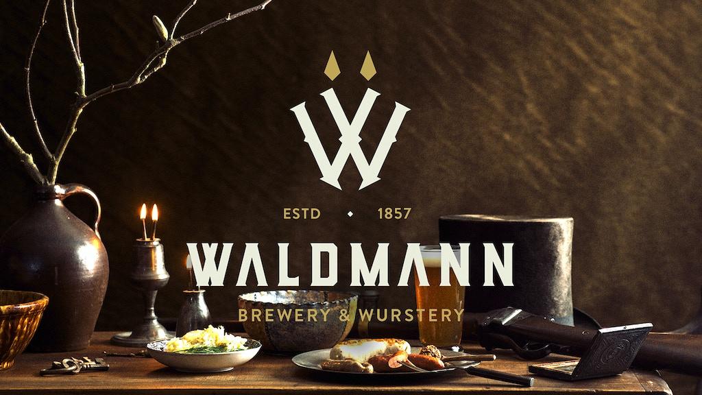 Waldmann Brewery & Wurstery project video thumbnail